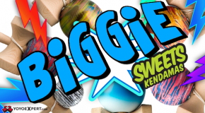 Bigger Is Better With The Sweets BIGGIE Kendama!