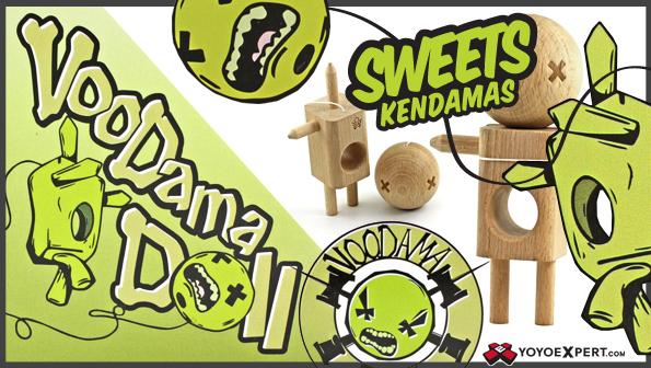 Sweets Voodama Doll