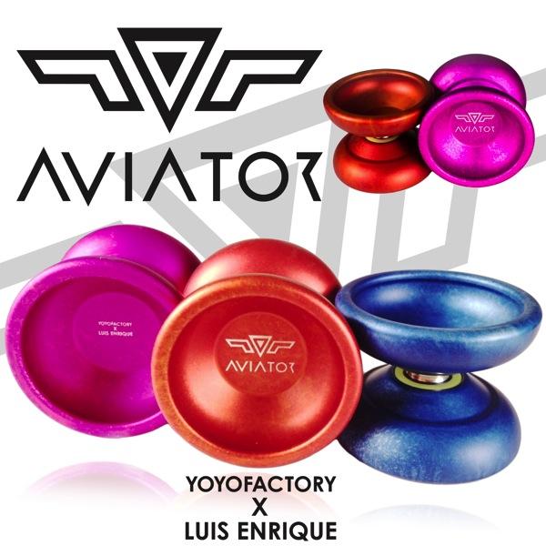YoYoFactory Aviator Luis Enrique