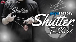 YoYoFactory Shutter T-Shirt!