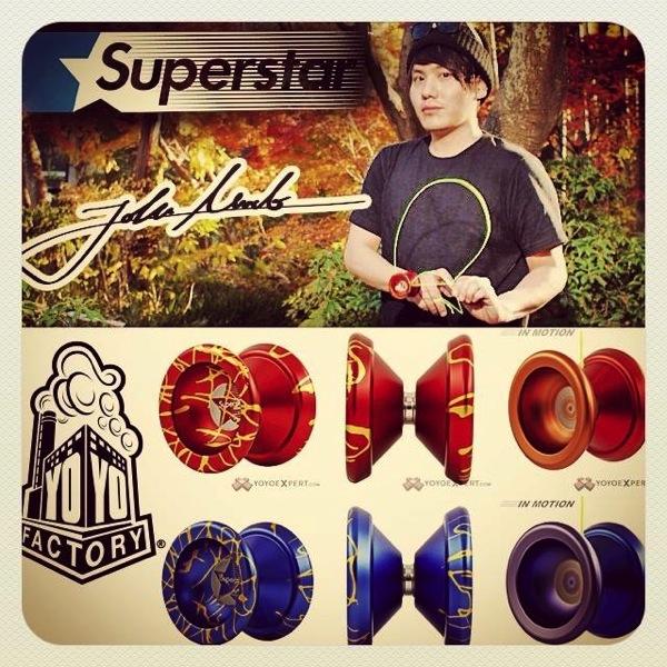 YoYoFactory John Ando SuperStar