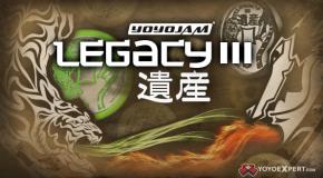 YoYoJam LEGACY III Released!