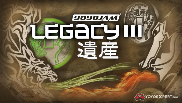 YoYoJam Legacy 3
