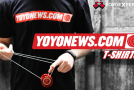 YoYoNews T-Shirts Now Available