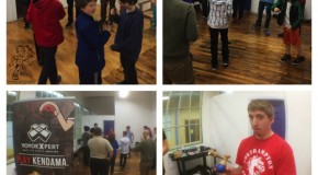 Play Kendama at Eastworks a Success!