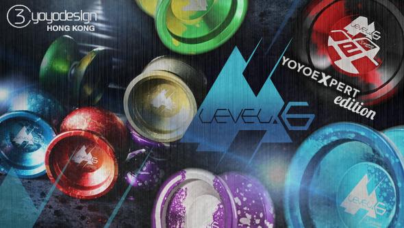 Level 6 YoYoExpert C3yoyodesign