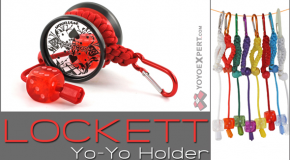 The Lockett Clasp Yo-Yo Holder!