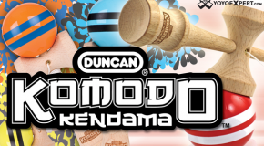 Duncan Komodo Kendamas Are Here!