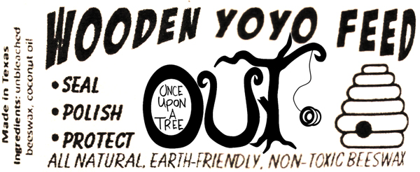 once upon a time wooden yoyo feed