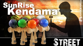 SunRise Street Kendama