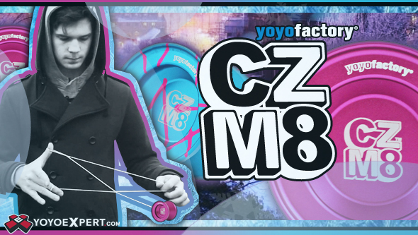YoYoFactory CZM8
