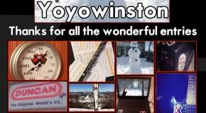 "YoYoExpert ""Stick It""   Sticker Contest Winner   February 2014"