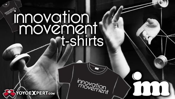 Innovation Movement YoYo Shirts