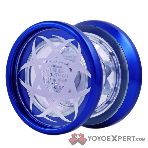 Vortex Dark Magic YoYo
