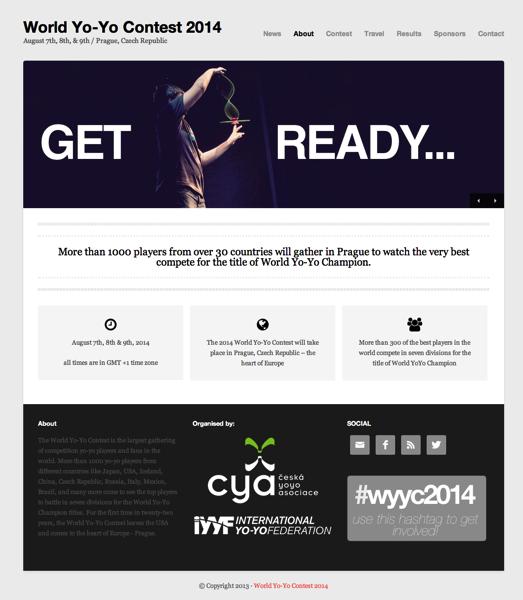 2014 World YoYo Contest