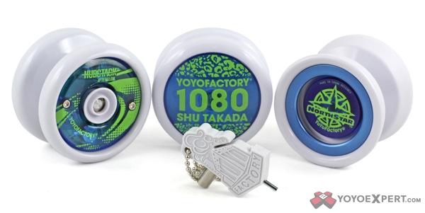YoYoFactory GLOW Collection