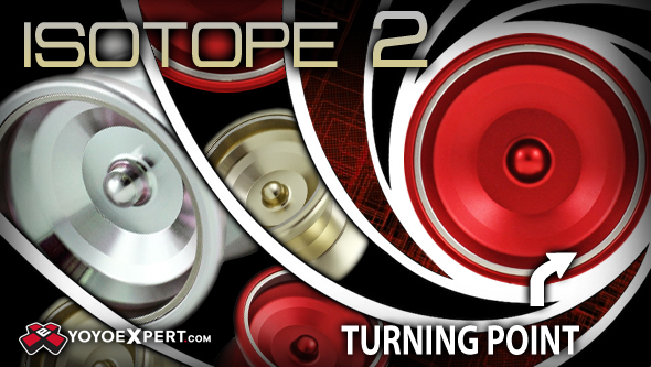 turning point isotope 2b