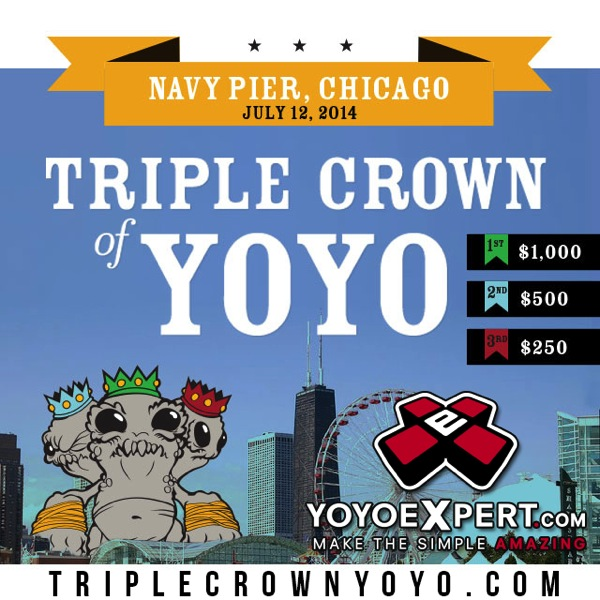 2014 Triple Crown YoYoExpert Sponsor