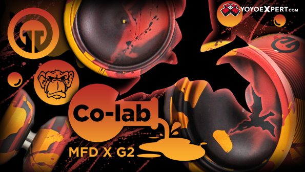 Co-Lab MonkeyFinger G-Squared
