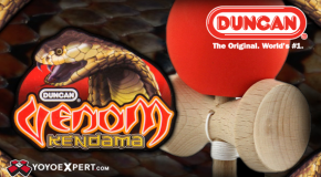 New Duncan Venom Kendama