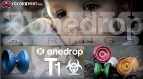 One Drop x Toxic Strings Presents The T1! Releasing 4/23 @ 10am EST