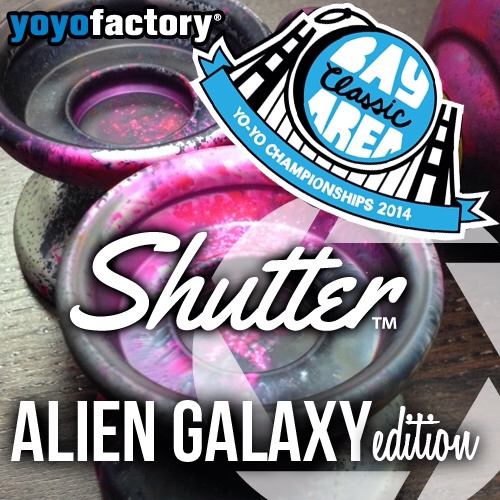 Alien Galaxy Shutter