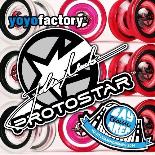 YoYoFactory Protostar New Colors