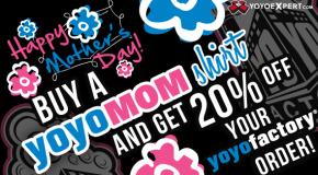 Buy YoYoMOM T-Shirt – Take 20% ALL YOYOFACTORY