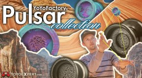 YoYoFactory PULSAR Collection!
