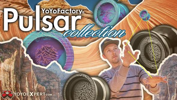 YoYoFactory Pulsar Collection