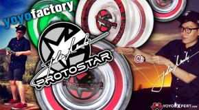 YoYoFactory ProtoStar Restock! Cool New Packaging!