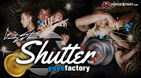 New YoYoFactory Shutters Just Arrived!