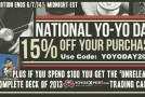 2014 National Yo-Yo Day!