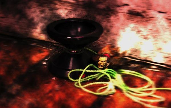 YoYoExpert spooky picture contest