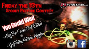 Friday The 13th Spooky INSTAGRAM Contest!