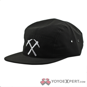 clyw pickaxe 5 panel hat
