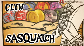 The CLYW SASQUATCH Has Arrived!