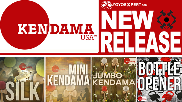 kendama usa new release