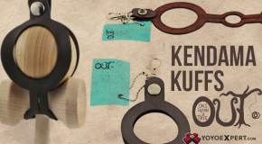 New Kendama Holder! The O.U.T. Kendama Kuff!