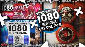YoYoFactory Promotion! Free Loop 1080!