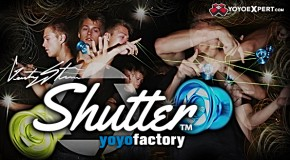 YoYoFactory Shutter Now in Cool New Colorways!