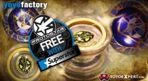 AMAZING YoYoFactory Promotion! Get a FREE Protostar!
