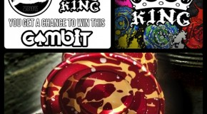 Buy The New 2SickYoYos King and You Can Win a FREE Gambit!