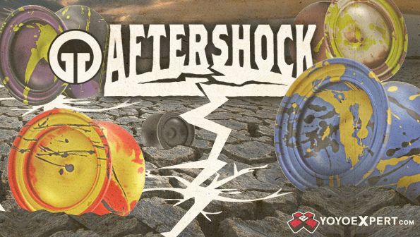 g-squared aftershock