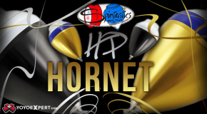 New HP Hornet Spin Top from Spintastics!