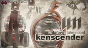 New Kenscender Leather Kendama Holder from UNKNOWN