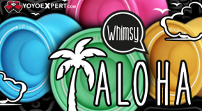 New WHIMSY Yo-Yos ALOHA! AND Poker Face Restock!