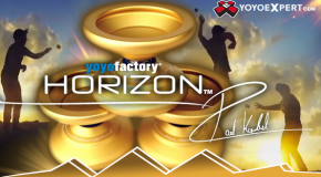 SPECIAL RELEASE! YoYoFactory HORIZON – Triple Crown Edition!
