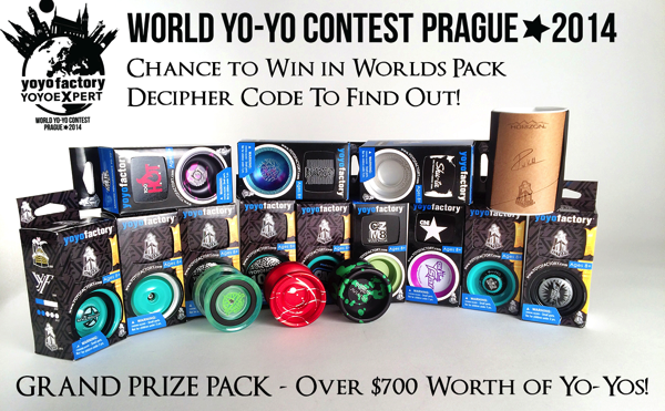 Worlds Yo-Yo Contest Grand Prize