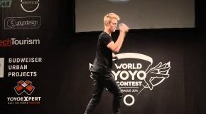 Gentry Stein – 2014 World Yo-Yo Champion!